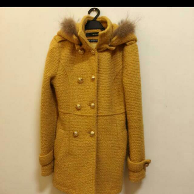 韓國 東大門購入大衣