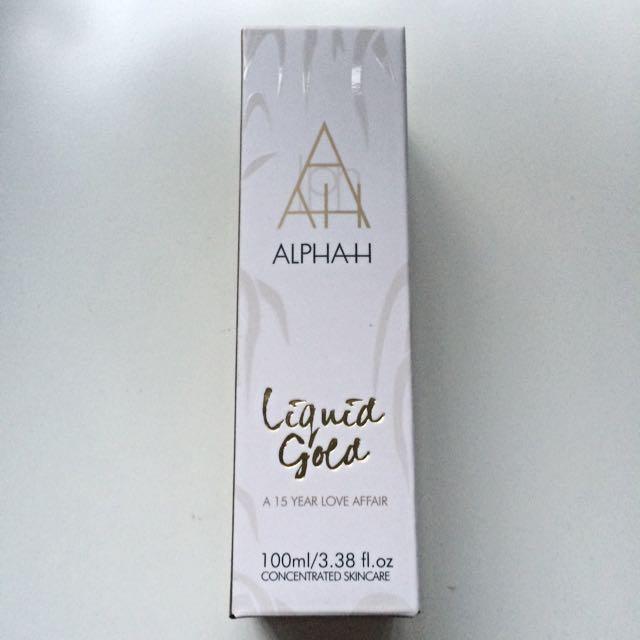 Alpha H Gold