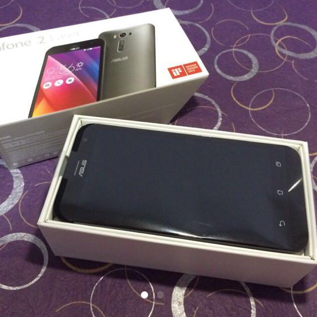 (待匯款)[全新手機]ASUS Zenfone 2 laser 5吋 (ZE500KL)