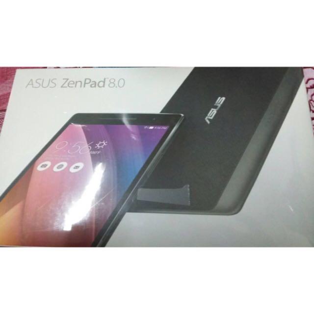 (保留)ASUS ZenPad 8.0 全新未拆