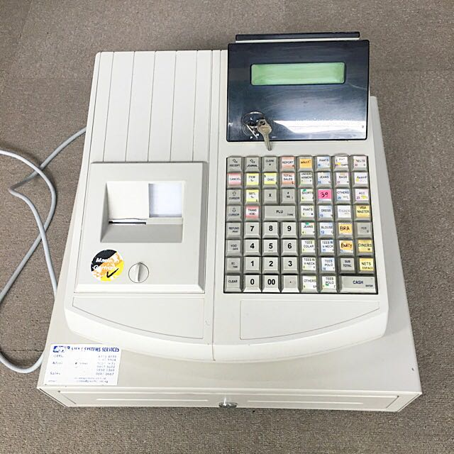 FOR SALE: Retai Cashier For Clearance