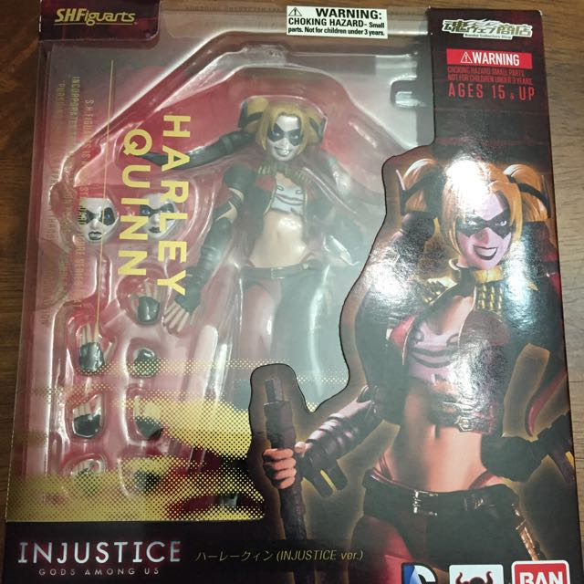Harley Quinn Injustice Figure