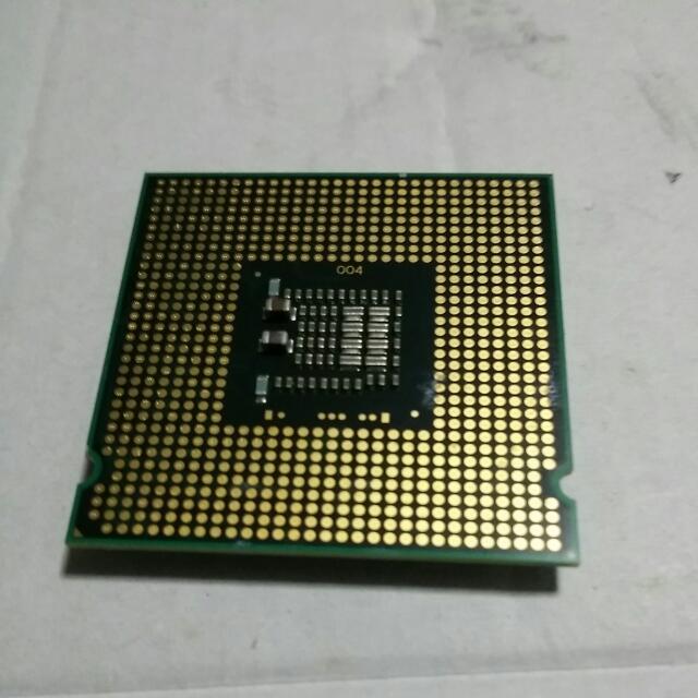 Intel Core 2 Duo E7400 Desktop Processor