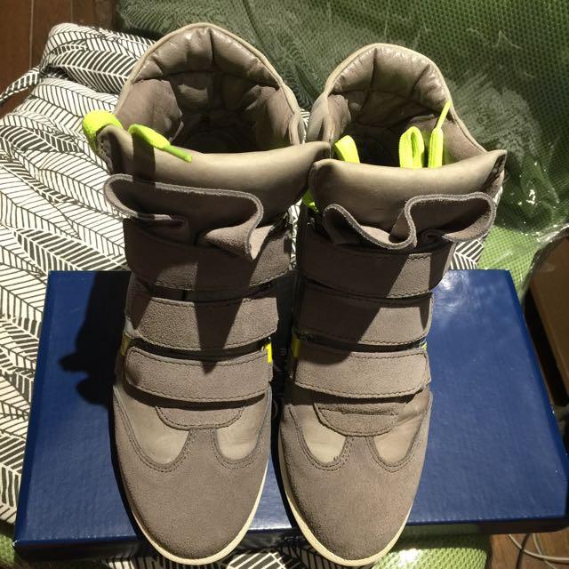 KOKKO 內增高運動鞋 38號
