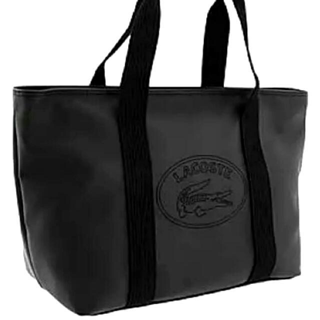 •現貨•Lacoste 托特包 肩背包 鱷魚包
