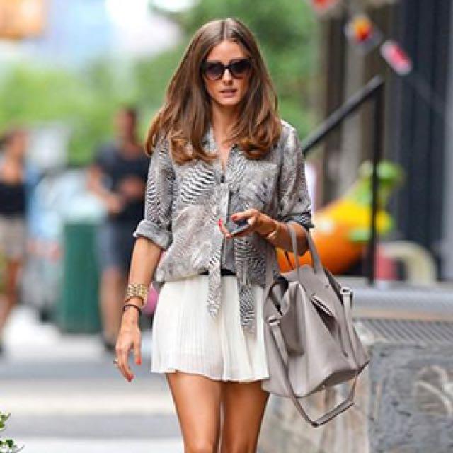 ede4ee147ef17 Meli Melo Inspired Bag In Grey