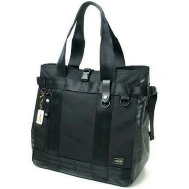 •現貨•吉田Porter 經典 休閒 單肩包 手提包 托特包 公事包