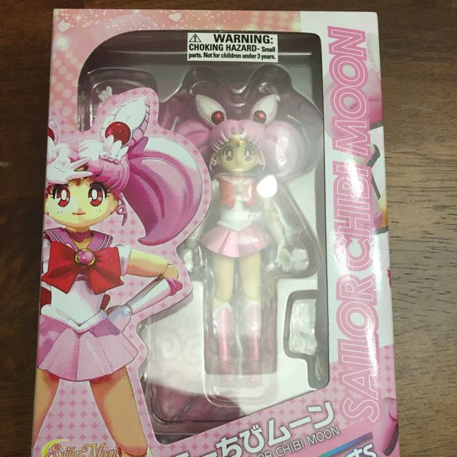 Sailor Moon Chibi Figure