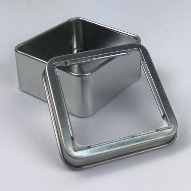 Small Tin Containers