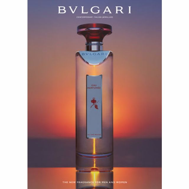 Perfume And Fragrance Sale Tester Bvlgari Au The Rouge Edc For