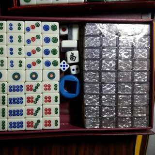 Mahjong Traveling Tiles