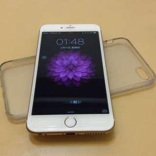 代賣同學- iPhone Plus 5.5 金色 128g