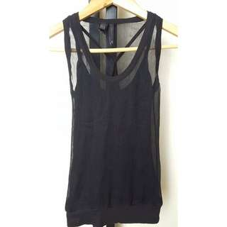 Size S - MNG Seethrough Tank