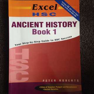 EXCEL HSC ANCIENT HISTORY