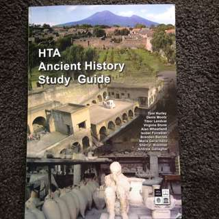 HTA ANCIENT HISTORY STUDY GUIDE