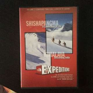 The North Face Expedition Dvd 3