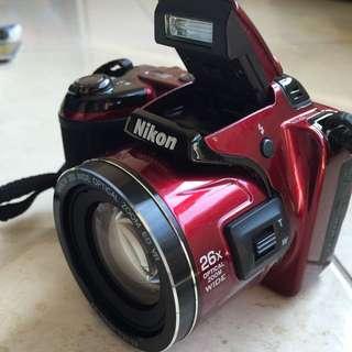Nikon Coolpix L810 類單眼數位相機