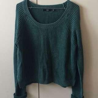 Sportsgirl Green Knit