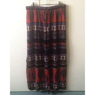 Sunny Girl Maxi Skirt