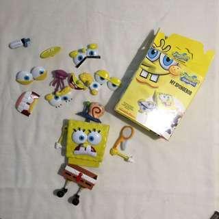 Build Your Very Own Spongebob Squarepants