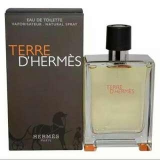 100% ORIGINAL: Terre de Hermes EDT