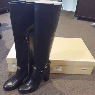 MICHAEL KORS Leather Boots BNIB