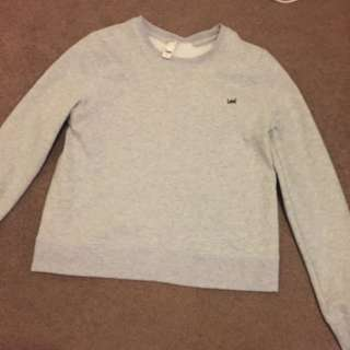 Grey LEE jumper