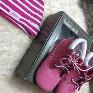 Timberland 小童鞋