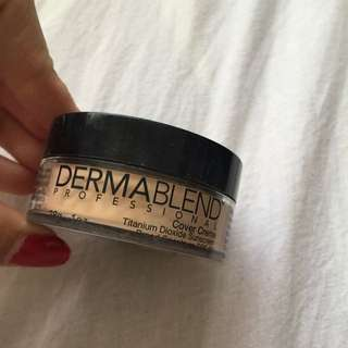 Dermablend Cover Creme + Scooper