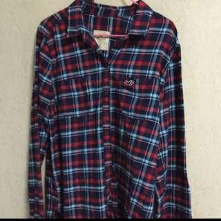 Authentic Hollister Shirt Size M