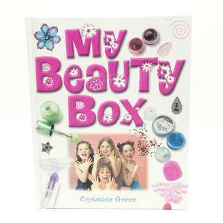MY BEAUTY BOX MAKEUP BOOK