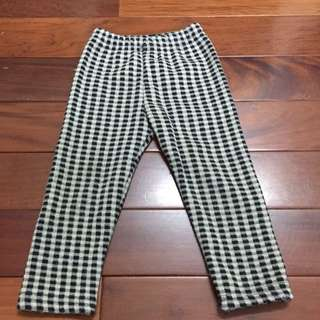 二手鋪棉/刷毛內搭褲(褲長46cm)