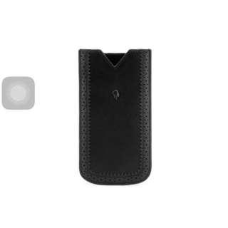 全新品 PORTER CROWN 系列 iPhone 皮套 保護套 黑 生日 情人節 禮物