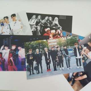 (PO)KPOP 4R PIC(Mix and Match )