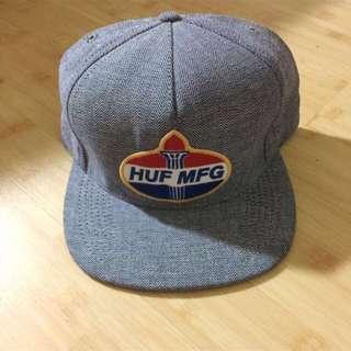 HUF 學生帽 全新