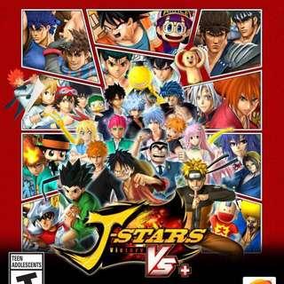 現貨 PS4 J群星 勝利對決 亞版 中文版