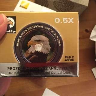 Brand New! Hawk Eye Wide Angle Lens