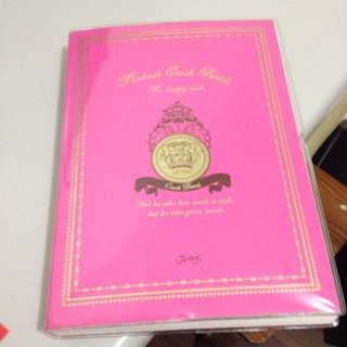 High Quality Korean Diary Notebook 13 By 17 Cm