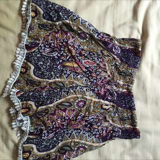 High Wasted Gypsy Pants! Size 8