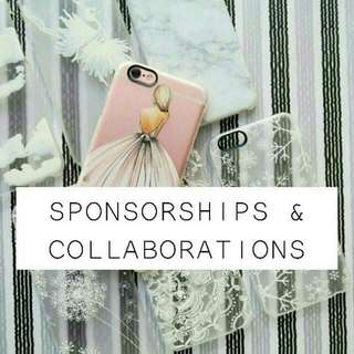 Sponsorships And Collaborations