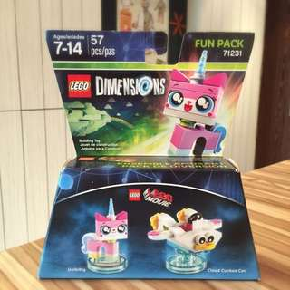 Lego Dimensions 71231 UniKitty Lego Movie