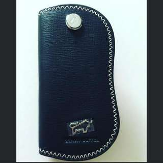 Braun Buffel Car Key Pouch