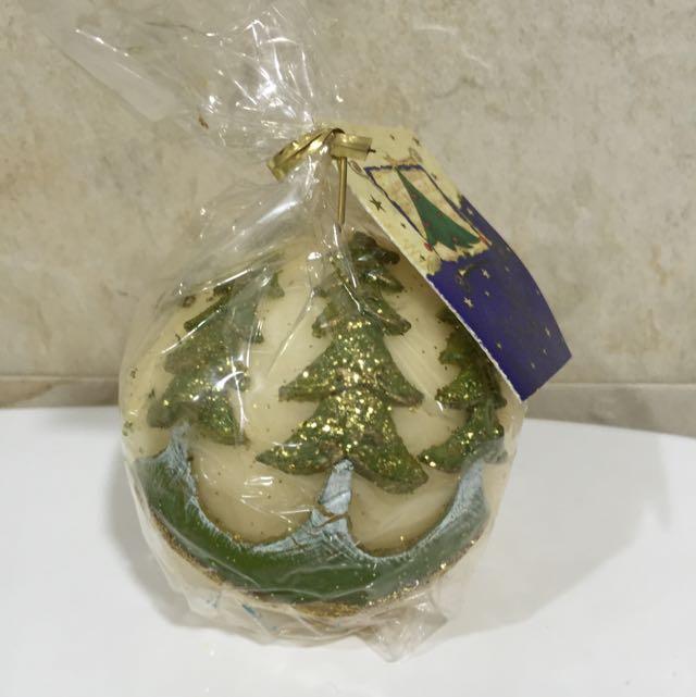 聖誕樹蠟燭🕯️