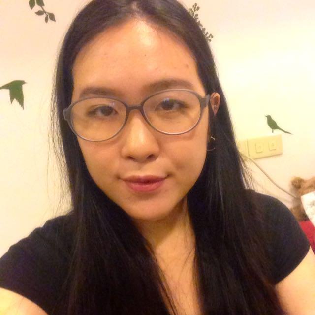 韓國膠框丁小雨造型眼鏡