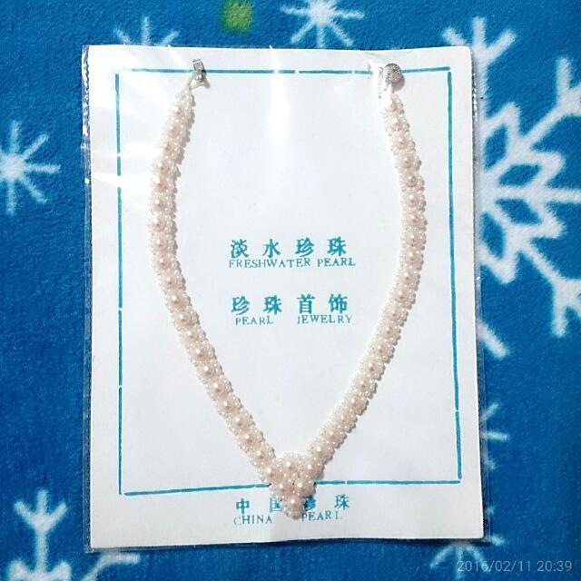 中國珍珠項鏈