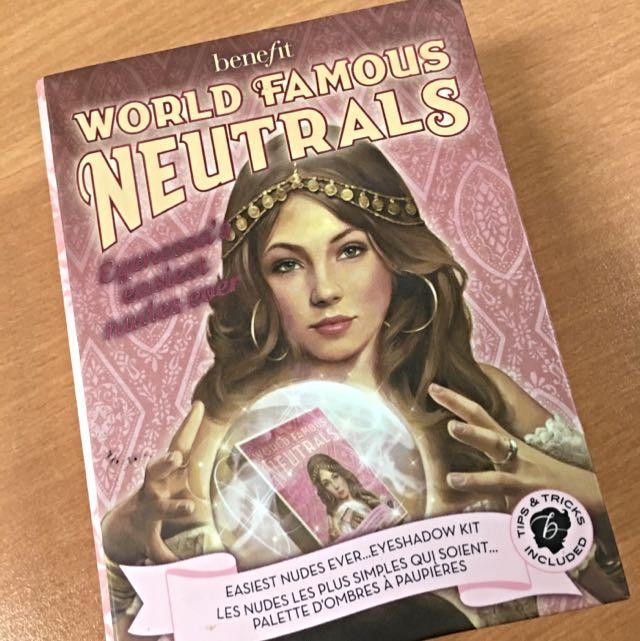 Benefit World Famous Neutrals