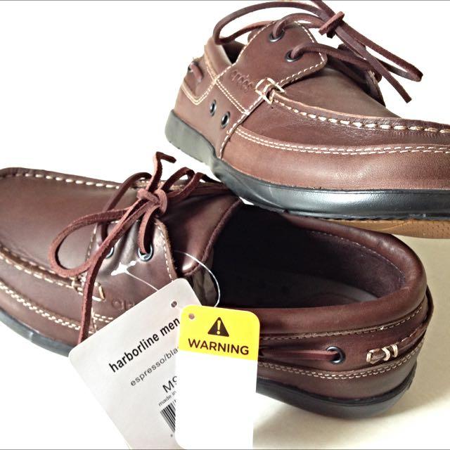 Crocs Harborline Boat Shoes (UK Size