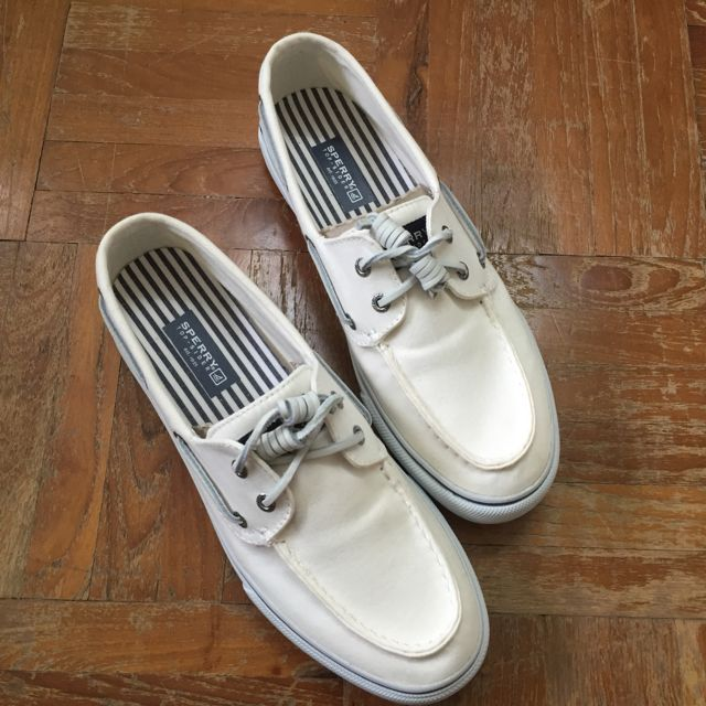 Brand new Sperry boat-shoes