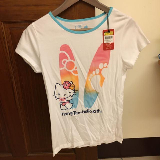 Hang Ten可愛t-shirt