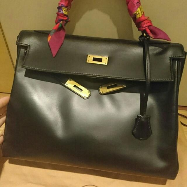 Hermes Kelly 32凱莉包